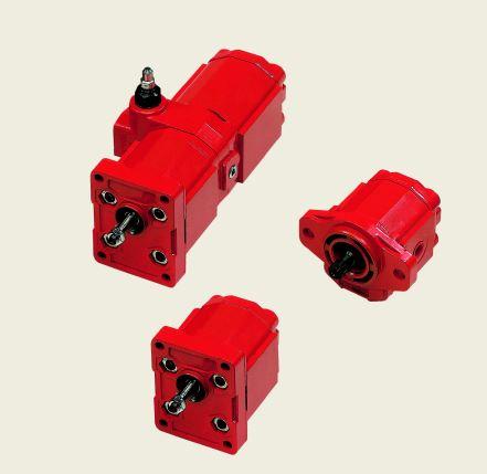 Bucher AP100 Fixed Displacement Gear Pump
