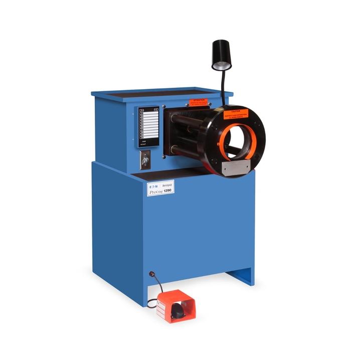 Eaton FT1390 Medium-High Output Variable Hose Crimp Machine