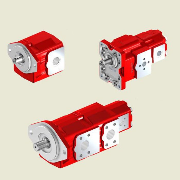 Bucher AP312HP Fixed Displacement Gear Pump