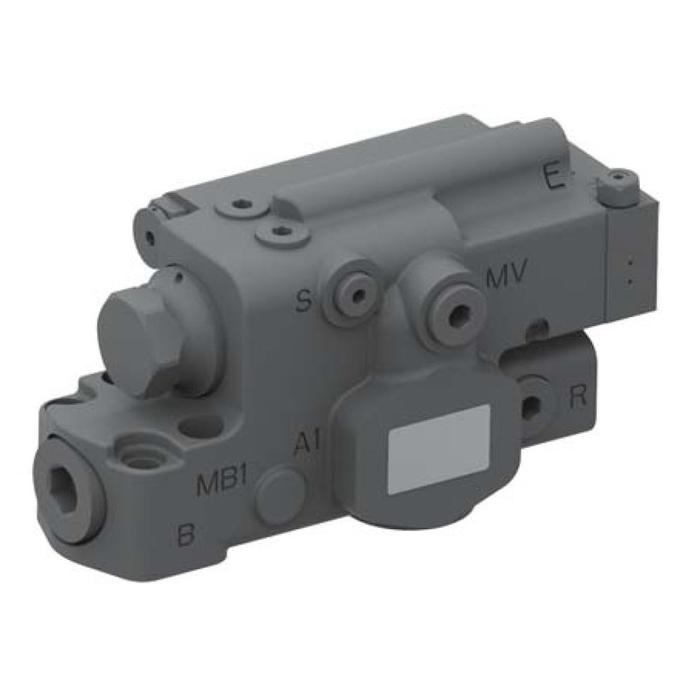 Bucher CINDY-REG Leak-Free Load Control Valve NS 20