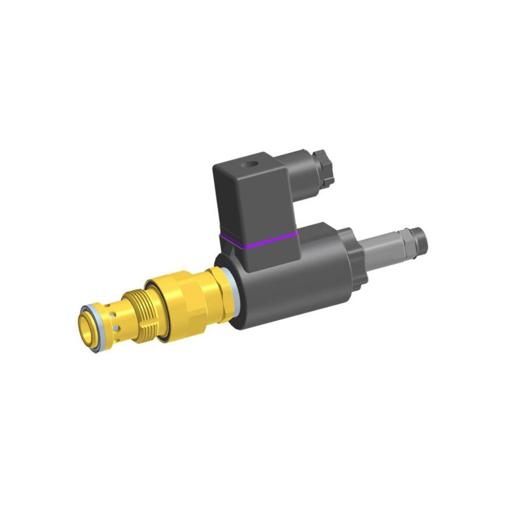 Bucher DBVSA-1CG Inverse Proportional Pressure Relief Cartridge, Size 10