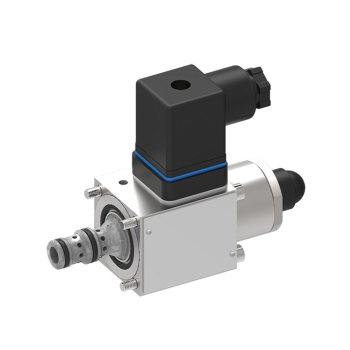 Bucher DDRRY-7020 Proportional 3-Way Pressure-Reducing Cartridge, Size 4