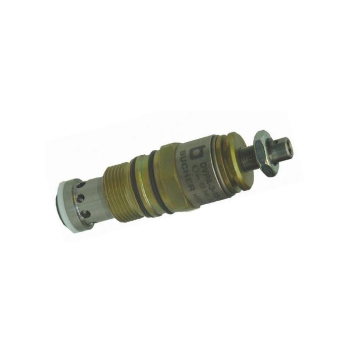 Bucher DVPA-3 Pressure Relief Cartridge Valve, Size 10