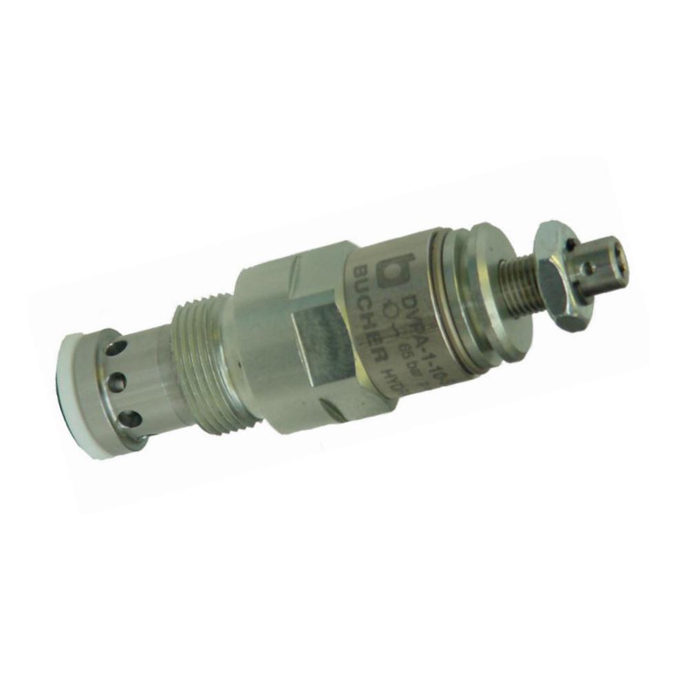 Bucher DVPA-RV-1 Pressure Relief Cartridge Valve, Size 10