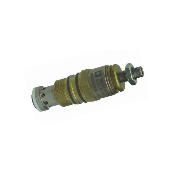 Bucher DVPA-RV-3 Pressure Relief Cartridge Valve, Size 10