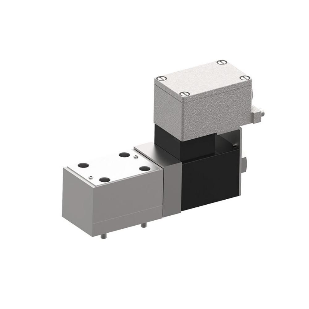 Bucher EEx-W2N33R 2/2 to 4/3 Solenoid Directional Seat Valve