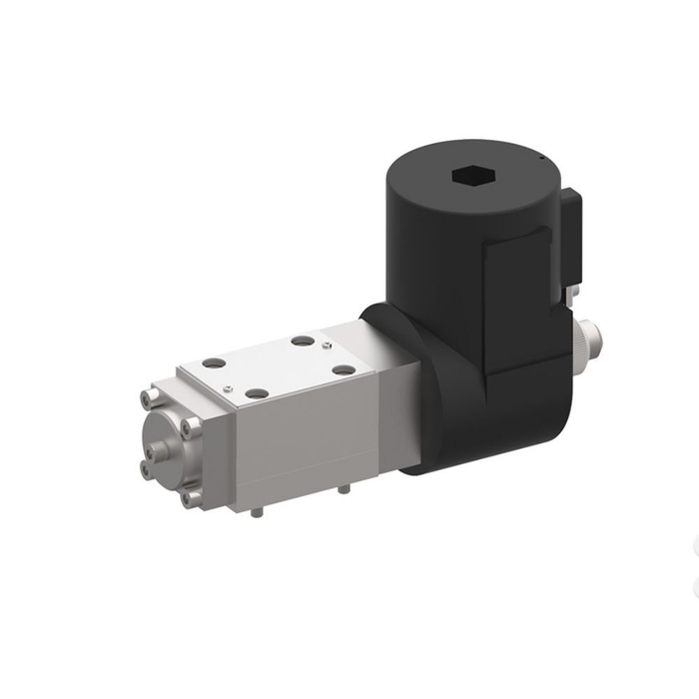 Bucher EExd-WED 4/2 and 4/3 Solenoid Directional Valve
