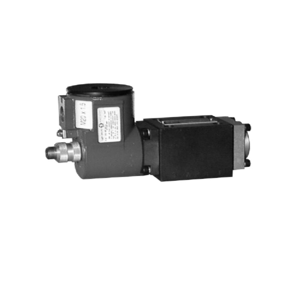 Bucher EExd-WEV-10 4/2 and 4/3 Solenoid Directional Valve