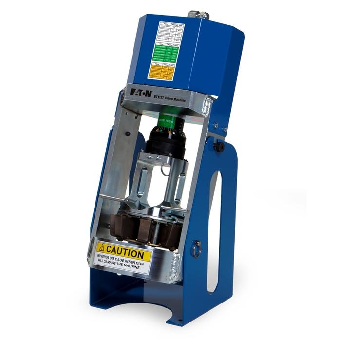 Eaton ET1187 Variable Hose Crimp Machine