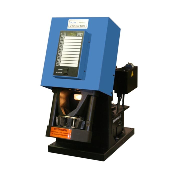 Eaton FT1380 Variable Hose Crimp Machine